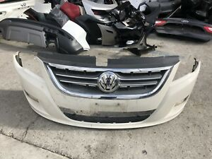 2009 2010 2011 2012 2013 2014 VOLKSWAGEN ROUTAN FRONT BUMPER W/GRILL OEM USED