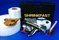 Shrink Wrap Boat Kit - Heat Gun, Tools & Accessories