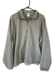 Columbia 1/2 Zip Fleece Sweatshirt Men`s Size M Medium