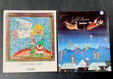 Neiman Marcus Catalog 1988 & 1991 Christmas Book Fashion Magazine