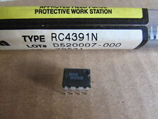 RC4391N RC4391 RAYTHEON Inverting and Step-Down Switching Regulator 8pin DIP 1pc