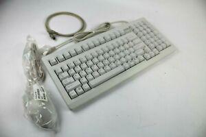 Vintage Digital DEC Windows 95 PS/2 Keyboard PCXLG-AA & Logitech Mouse PCXLN-AA