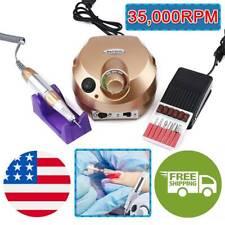 35000RPM Electric Durable Nail Dril Machine Acrylic Gel Polish Manicure Pedicure
