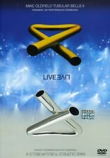 Mike Oldfield - Tubular Bells 2 & 3 Live [New DVD] NTSC Format