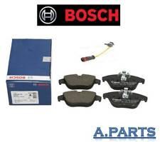 Bosch Brake Set Rear with Wk Complete Mercedes C Class W204/S204 E-Class