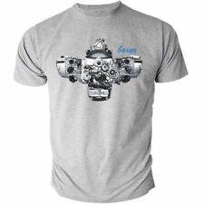 MOTORE BOXER BMW R1200GS 1200 RT GS R ADVENTURE R1200RT Heather T-shirt 9799