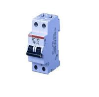 ABB S598392 INTERRUTTORE AUTOMATICO S201 NA C16 1P+N 4.5KA 2 moduli