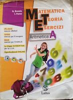 Matematica Teoria Eserczi A - G. Bonola - Lattes - 2011 -MP