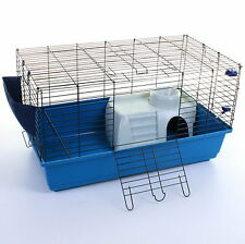 80cm Rabbit Cage Guinea Pig Hutch Indoor Pet Small Animal House Home Bunny Pen