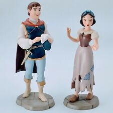 WDCC Disney Snow White and The Prince I'm Wishing for the one I Love. Coa & box.