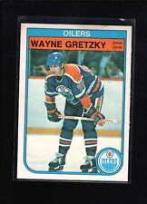 1982-83 O-PEE-CHEE #106 WAYNE GRETZKY NM F2337
