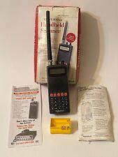 Radio Shack PRO-82 200 Channel Scanner VHF/AIR/UHF/marine Weather Ham