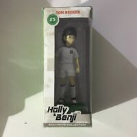 Figure Holly e Benji exclusive collection Action Figure TOM BECKER n. 5