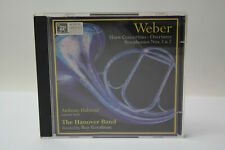Weber - Symphonies Nos 1 & 2; Horn Concertino; Overtures -  CD Pre-Owned Good