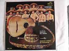 Mariachi Vargas De Tecalitlan Mariachi Vargas De Tecalitlan RCA Victor #MKL-1156