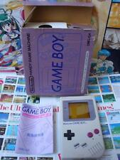 Game Boy GB:Console de jeu [DMG-GA / HANDY GAME MACHINE] COMPLETE - Jap
