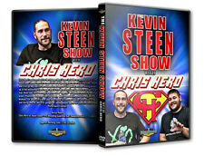 The Kevin Steen Show with Chris Hero DVD, PWG ROH WWE Kassius Ohno NXT CZW