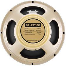 "BNIB CELESTION G12M 65 CREAMBACK GUITAR SPEAKER 12"" 8ohm 65 watts"