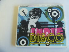 INDIE DISCO  DIGIPAK CHAPPELL RARE LIBRARY SOUNDS MUSIC CD