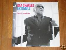 CD PROMO / RAY CHARLES / ENSEMBLE / NEUF SOUS CELLO++++