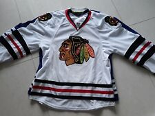 CHICAGO BLACKHAWKS Indo EDGE Stitched NHL Ice Hockey Jersey Unfinished 54/56?