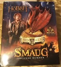 Tolkien ~ The Hobbit Smaug Incense Burner ~ New In Box The Noble Collection