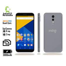 "Trendy 4G LTE Unlocked 5.6"" Android (4Core 1.3GHz + 1GB RAM + Fingerprint Scan)"