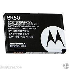 MOTOROLA BATTERIA BR50 BR-50 V3 V3i NUOVA E ORIGINALE