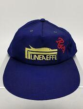 NWOT Lineaeffe Fishing Hat w/ Extra Long Brim. Rod Reel Pole. Free Shipping!
