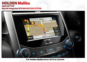Holden Malibu 2013+ Built-in GPS Nav Retrofit OEM Grade Sat Nav Upgrade Kit