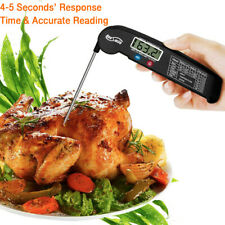 Housmile Instant Read Meat Thermometer Digital LCD Cooking BBQ Food Thermometer