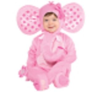 Elephant Sweetie Costume - Age 6-12 Months - new item - made by Amscan