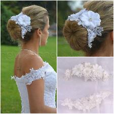 Braut Haarschmuck Haarblume Blüte Blume Schmuck Haargesteck Hochzeit Brautfrisur