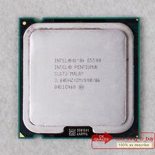 Intel Pentium Dual-Core E5500 SLGTJ CPU LGA 775 (AT80571PG0722M) 2.8 GHz 800 MHz
