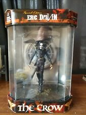 McFARLANE ERIC DRAVEN THE CROW SPECIAL EDITION FIGURE 1999 **Read**
