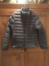 Puffa Grey Ladies Jacket XL (size 16)