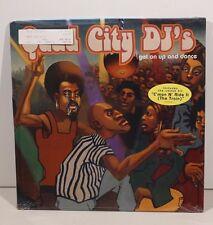 Quad City DJ's Get Up and Dance 2X Records Vinyl New Sealed
