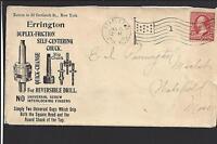 STAPLETON, NEW YORK, 1903, ADVT. ERRINGTON, DUPLEX CHUCK.
