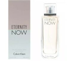 Calvin Klein Eternity Now Eau de Parfum 100ml Spray Women's For Her NEW gift