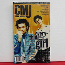 Everything But The Girl CMJ New Music Magazine Soundgarden Cracker June 1996!!