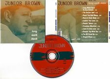 "JUNIOR BROWN ""Long Walk Back"" (CD) 1998"