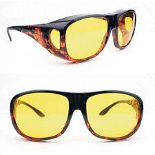 Eschenbach Solar Shields Yellow Filter - Small Size FitOver Sunglasses New