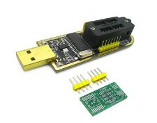 CH341A STC FLASH 24 25 EEPROM BIOS Writer USB Programmer SPI USB to TTL