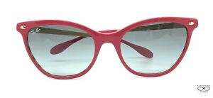 Ray Ban RB4360 1234/11  Pink/Tortoise  Sunglasses New Authentic 54