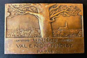 Dautel 1907 UNION VALENCIENNOISE a PARIS propriétaires appareils a vapeur NORD