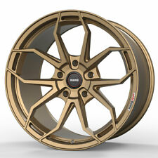 """20"""" MOMO RF-5C Gold 20x9 Forged Concave Wheels Rims Fits Ford Explorer"""