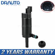 Headlight Headlamp Washer Pump For Jaguar Xj8l Xj8 Xjr Vanden Plas 2004-2008