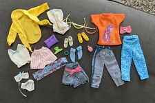 Lot Of Hasbro Maxie Clothes And Accessories. 22 pieces