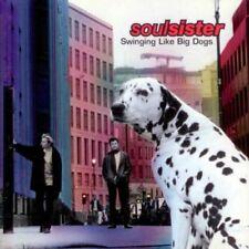Soulsister - Swinging Like Big Dogs - CD  Pop / Rock