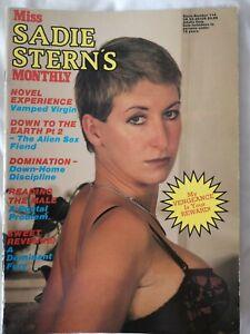 Sadie Stern monthly Femdom Magazine No. 114
